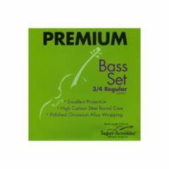 Super-Sensitive Premium Bass Strings