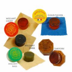 Rosin, Millant-Deroux, Sartory, Gold & Silver