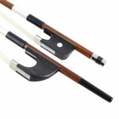 Hans Kroger Round Brazilwood Bass Bow