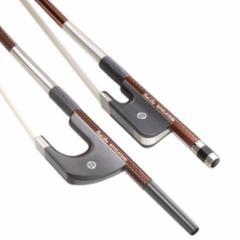 CodaBow Revelation Round Carbon Graphite Bass Bow