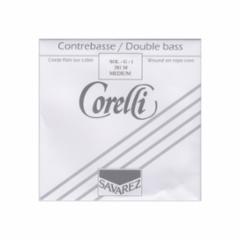 Corelli Nickel Bass Strings
