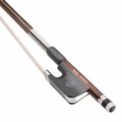 CodaBow Prodigy Round Carbon Fiber/Pernambuco-Fleck Cello Bow