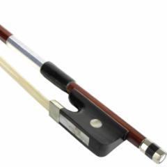 Klaus Mueller Octagonal/Round Brazilwood Cello Bow