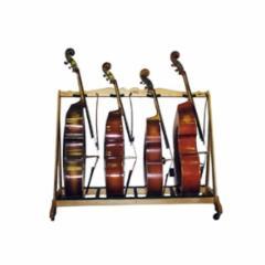Sherrard Roll Away Rack Bass Instrument Stand