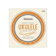 D'Addario Baritone Ukulele Folk Strings