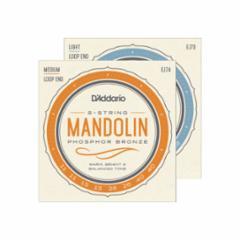 D'Addario Mandolin Folk Strings