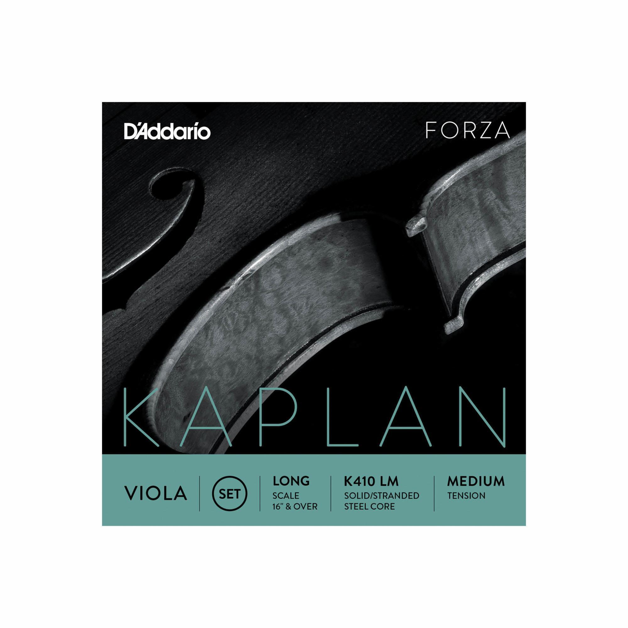 D'Addario Kaplan Viola Strings