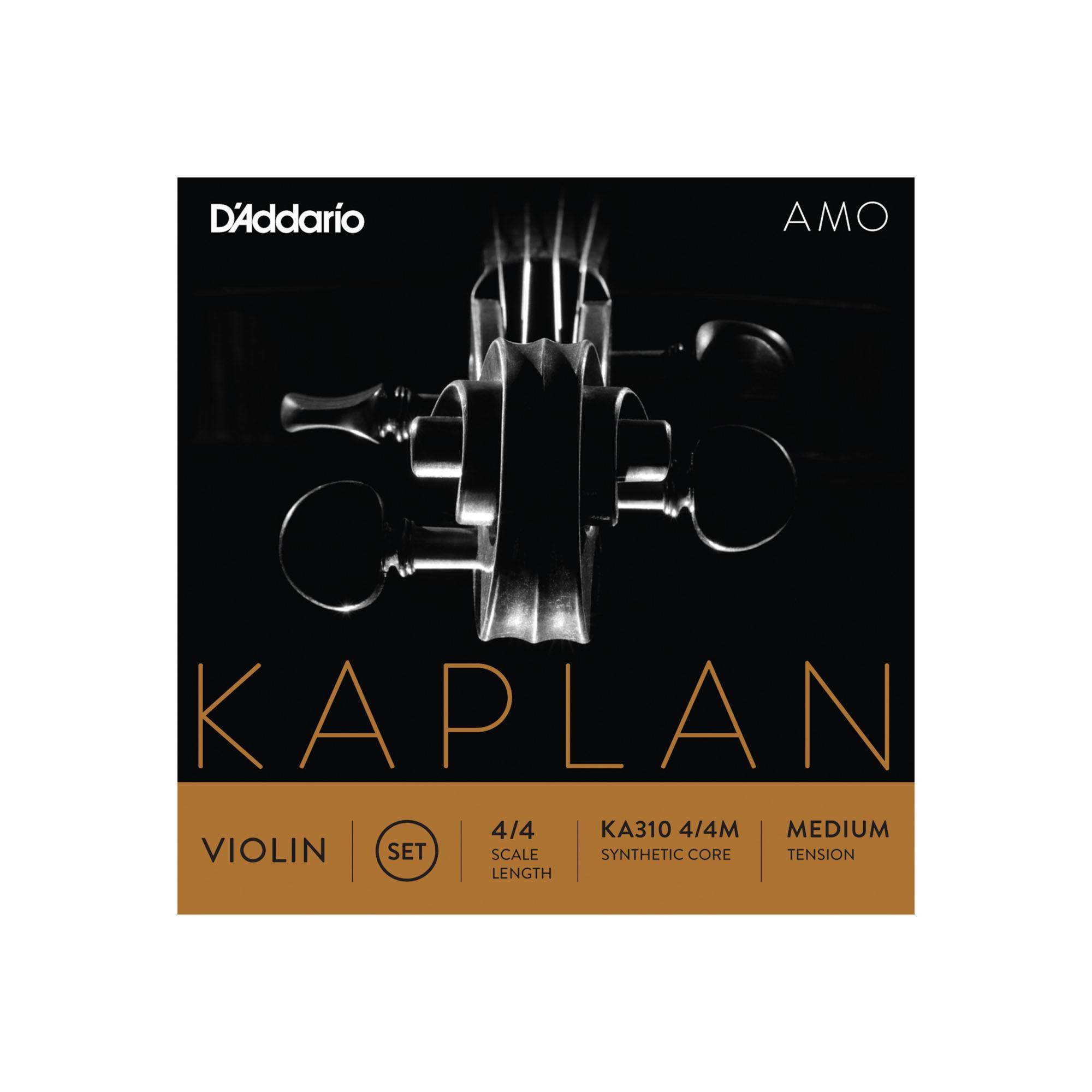 D'Addario Kaplan Amo Violin Strings