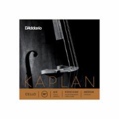 D'Addario Kaplan Solutions Cello Strings