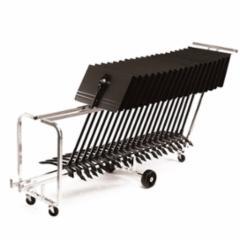 Manhasset Music Stand Storage Cart