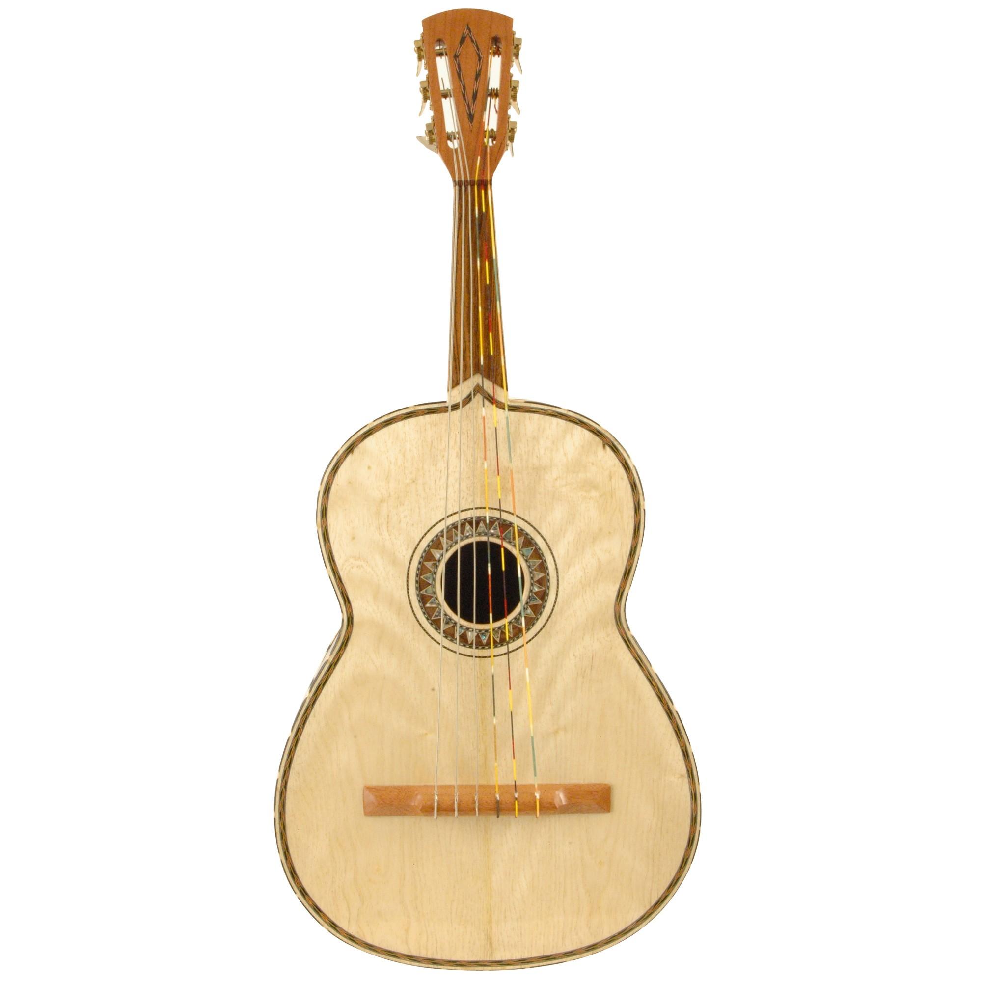 Michoacano Guitarron Mariachi