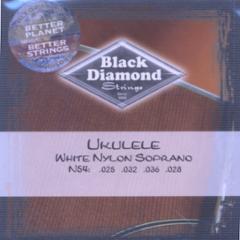 Black Diamond Soprano Folk/Ukulele Strings