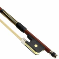 P & H Self-Rehairing Round Fiberglass Viola Bow