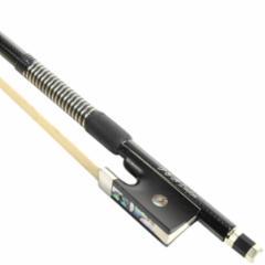 P & H Self-Rehairing Round Carbon Graphite Violin Bow