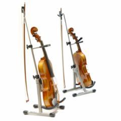 Violin/Viola Instrument Stand, Ingles