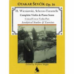Scherzo-Tarantelle for Violin and Piano