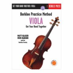 Berklee Practice Method for Viola - Get Your Band Together