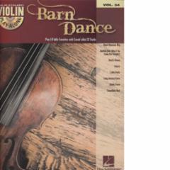Barn Dance Violin Play-Along