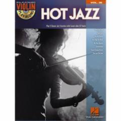 Hot Jazz Violin Play-Along