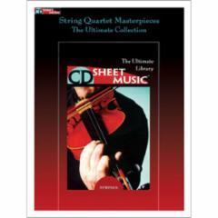 String Quartet Masterpieces (CD-ROM)
