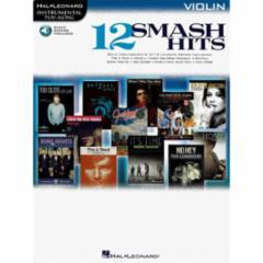 12 Smash Hits Instrumental Play-Along