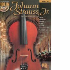 Johann Strauss, Jr. Violin Play-Along