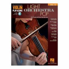 Light Orchestra Pop Violin Play-Along