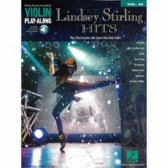 Lindsey Stirling Hits Violin Play-Along