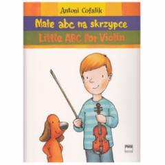 Antoni Cofalik-Little ABC for Violin