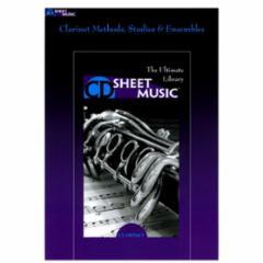 Clarinet Methods, Studies and Ensembles