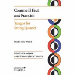 Tangos for String Quartet