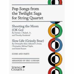 Pop Songs from the Twilight Saga for String Quartet