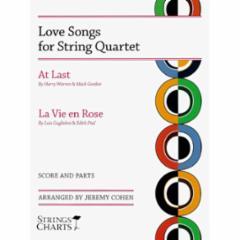 Love Songs for String Quartet