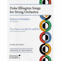 Duke Ellington Songs for String Orchestra