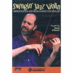 Swingin' Jazz Violin DVD