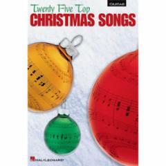 Twenty-Five Top Christmas Songs for Guitar