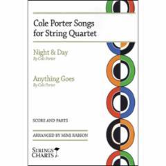 Cole Porter Songs for String Quartet