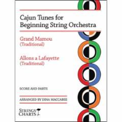 Cajun Tunes for Beginning String Orchestra