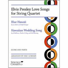 Elvis Presley Love Longs for String Quartet: