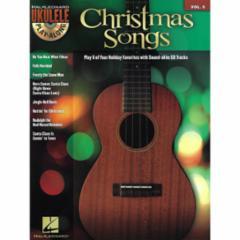 Christmas Songs Ukulele Play-Along