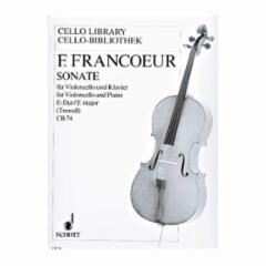 Sonata in E Major for Cello and Piano
