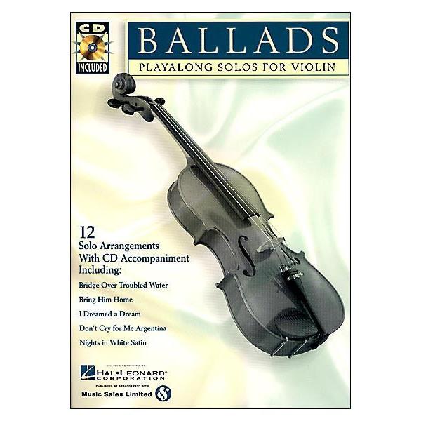 Ballads for Violin