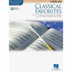 Classical Favorites (Violin and CD)