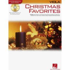 Christmas Favorites (Instrumental Play-Along)