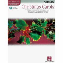 Christmas Carols Instrumental Play-Along