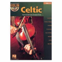 Violin Play-Along Celtic