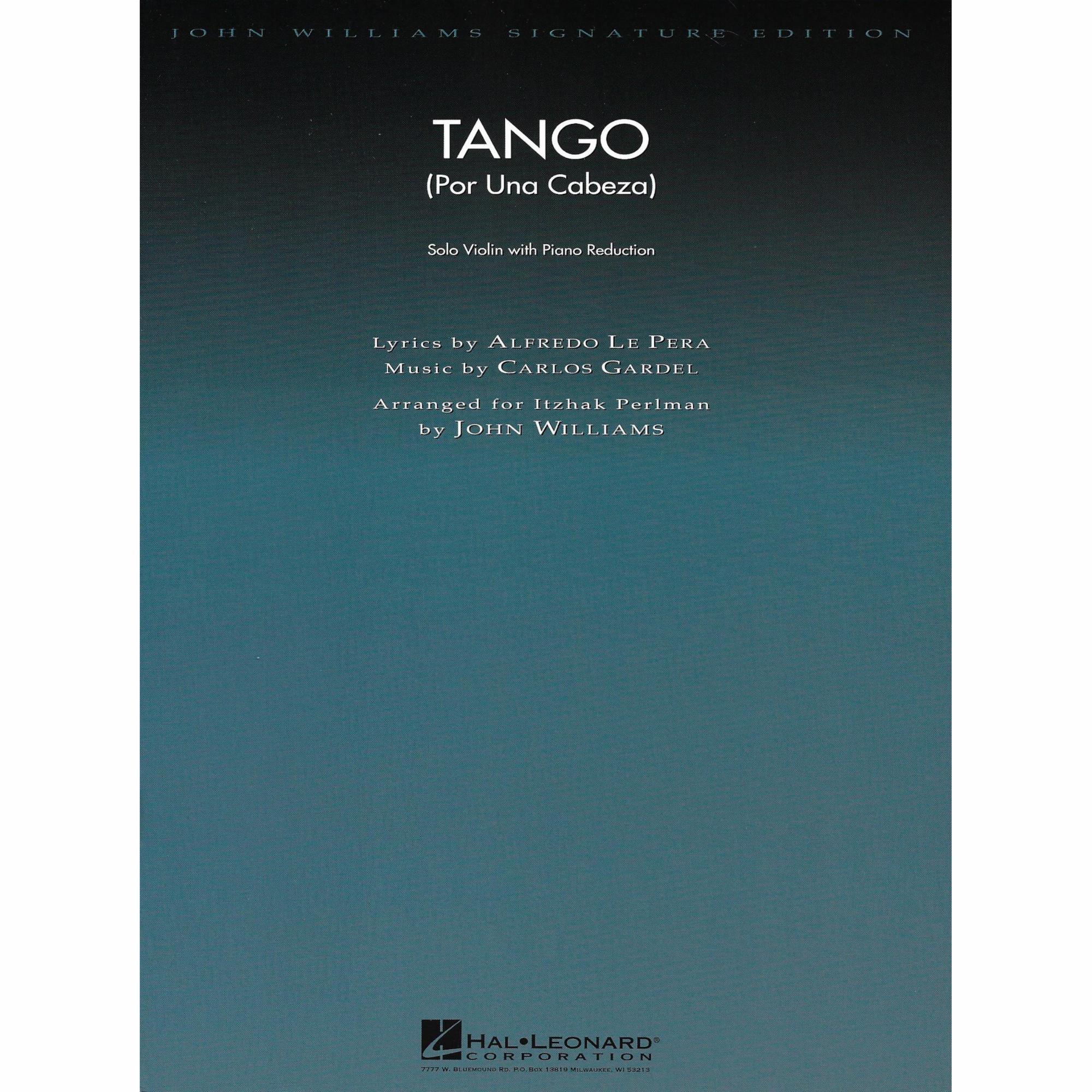 Tango (Por Una Cabeza)