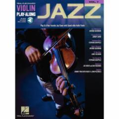 Violin Jazz Play-Along Volume 7