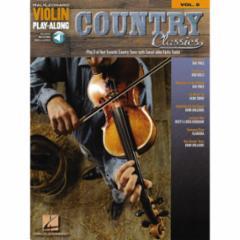 Country Classics Violin Play-Along
