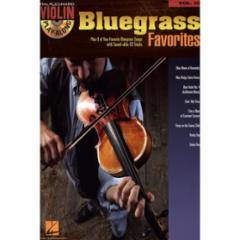 Bluegrass Favorites for Violin